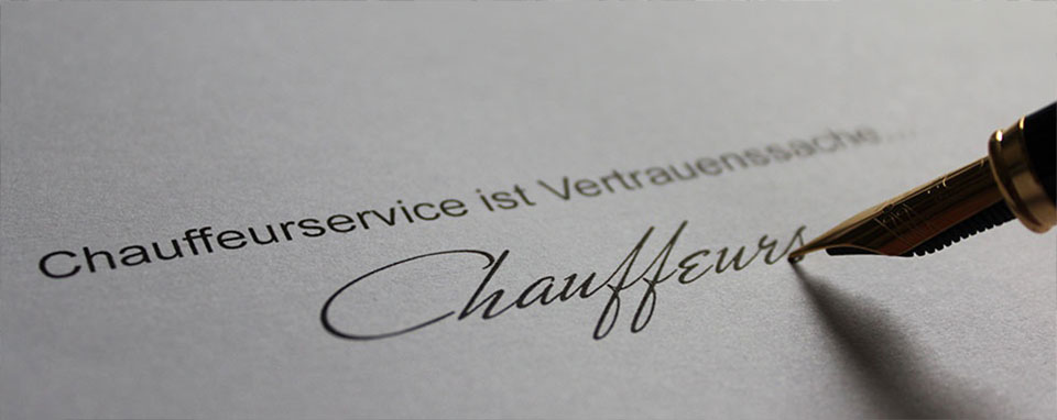 Chauffeurs-Hannover
